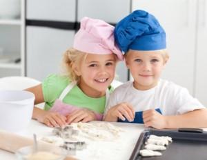 pasta di sale lavorazione bambini