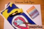 materiali confezione regalo per creazioni