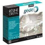 resine cristal gedeo