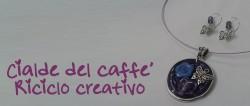 riciclo creativo cialde del caffè
