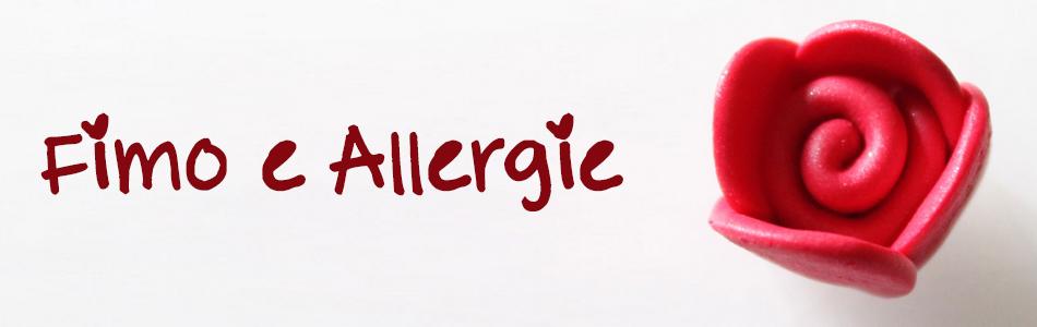 fimo reazioni allergiche allergie