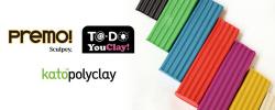 paste polimeriche modellabili premo fimo kato to do clay