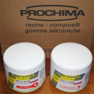 prochima pasta ruba forma gomma siliconica